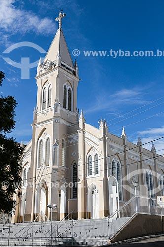 Assunto: Catedral de Nossa Senhora das Vitórias / Local: Vitória da Conquista - Bahia (BA) - Brasil / Data: 01/2014