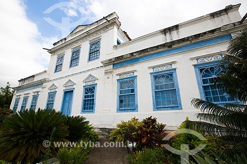 Assunto: Museu Arqueológico de Araruama (1862) - parte do Complexo Educacional e Cultural Leonel de Moura Brizola / Local: Araruama - Rio de Janeiro (RJ) - Brasil / Data: 01/2014