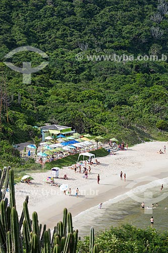 Assunto: Banhistas na Praia do Forno / Local: Arraial do Cabo - Rio de Janeiro (RJ) - Brasil / Data: 01/2014