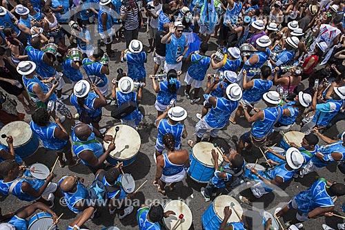 Assunto: Bateria do bloco de carnaval de rua Timoneiros da viola / Local: Madureira - Rio de Janeiro (RJ) - Brasil / Data: 02/2012