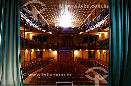 Assunto: Teatro Municipal Casa da Ópera / Local: Ouro Preto - Minas Gerais - Brasil / Data: 12/2007