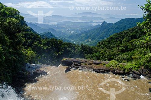 Assunto: Cachoeira do Bracuí / Local: Bananal - São Paulo (SP) - Brasil / Data: 01/2014