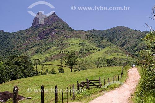 Assunto: Pico da pedra selada no Parque Estadual da Pedra Selada / Local: Resende - Rio de Janeiro (RJ) - Brasil / Data: 01/2014
