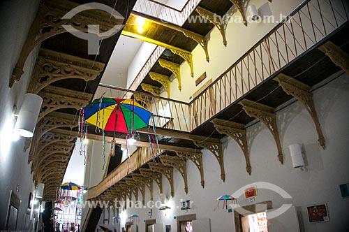 Assunto: Interior da Casa da Cultura de Pernambuco (1855) - antiga Casa de Detenção do Recife / Local: Recife - Pernambuco (PE) - Brasil / Data: 11/2013