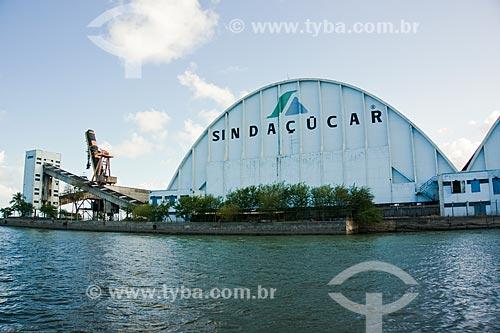 Assunto: Galpão de armazenamento de açúcar no Porto de Recife / Local: Recife - Pernambuco (PE) - Brasil / Data: 11/2013