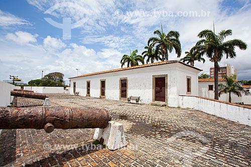 Assunto: Forte de São Tiago das Cinco Pontas (1630) - atual Museu da Cidade do Recife / Local: São José - Recife - Pernambuco (PE) - Brasil / Data: 11/2013