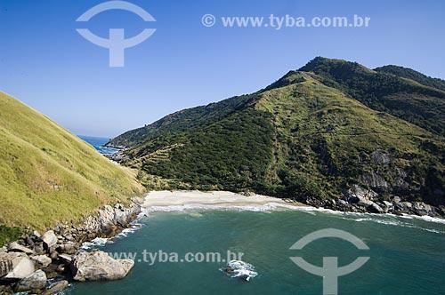 Assunto: Vista da Praia do Perigoso / Local: Grumari - Rio de Janeiro (RJ) - Brasil / Data: 06/2009
