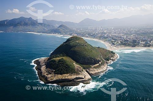 Assunto: Vista da Praia do Recreio e da Praia do Pontal / Local: Recreio dos Bandeirantes - Rio de Janeiro (RJ) - Brasil / Data: 06/2009