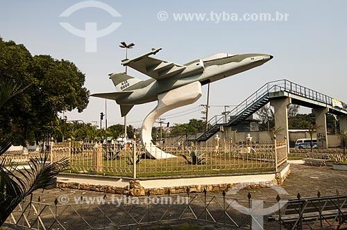 Assunto: Praça do Avião / Local: Ilha do Governador - Rio de Janeiro (RJ) - Brasil / Data: 09/2010