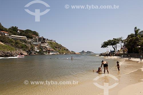 Assunto: Praia dos Amores / Local: Barra da Tijuca - Rio de Janeiro (RJ) - Brasil / Data: 10/2010