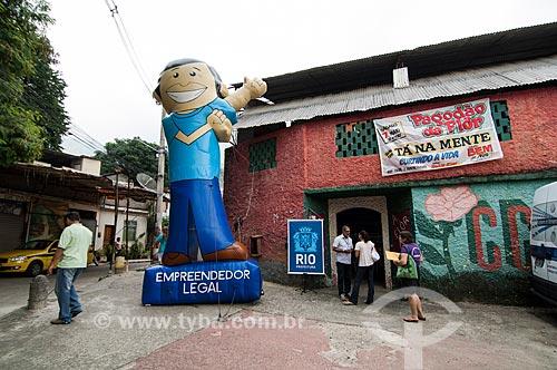 Assunto: Projeto Empresa Bacana em parceria com a UPP Social / Local: Andaraí - Rio de Janeiro (RJ) - Brasil / Data: 05/2011