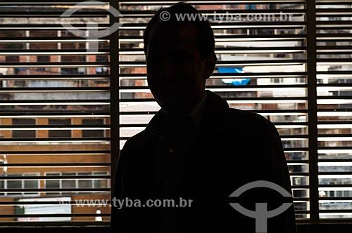 Assunto: Participante do evento UPP Social no Fórum do Morro do Borel / Local: Tijuca - Rio de Janeiro (RJ) - Brasil / Data: 06/2011