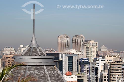 Assunto: Vista geral do bairro Itaim Bibi / Local: Itaim Bibi - São Paulo (SP) - Brasil / Data: 02/2014