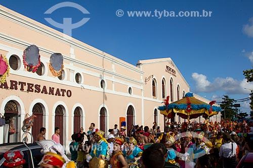 Assunto: Maracatu Nação Pernambuco / Local: Olinda - Pernambuco (PE) - Brasil / Data: 03/2014