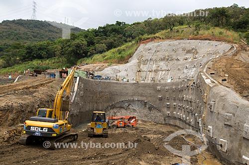 Assunto: Obras da TransOlímpica - Futuro túnel sob o Maciço da Pedra Branca - Emboque Norte / Local: Jardim Sulacap - Rio de Janeiro (RJ) - Brasil / Data: 02/2014