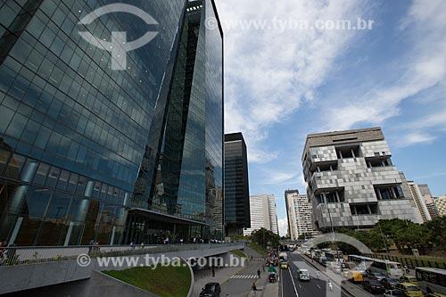 Assunto: Edifício Ventura e edifício sede da PETROBRAS / Local: Centro - Rio de Janeiro (RJ) - Brasil / Data: 02/2014