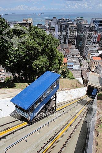 Assunto: Plano Inclinado Gonçalves / Local: Salvador - Bahia (BA) - Brasil / Data: 02/2014