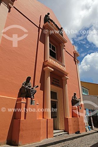 Assunto: Faculdade de Medicina da Universidade Federal da Bahia (1808) - Primeira faculdade de medicina do Brasil / Local: Salvador - Bahia (BA) - Brasil / Data: 02/2014