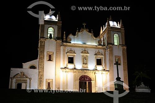 Assunto: Convento e Igreja de Nossa Senhora do Carmo - também conhecida como Convento e Igreja de Santo Antônio do Carmo (século XVI) / Local: Olinda - Pernambuco (PE) - Brasil / Data: 02/2014
