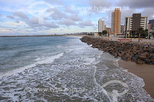 Assunto: Praia de Iracema / Local: Fortaleza - Ceará (CE) - Brasil / Data: 03/2014