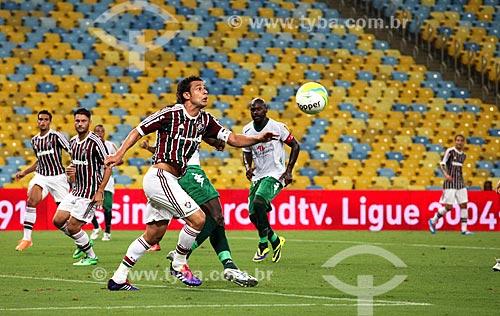 Assunto: Fluminense x Boa Vista - Taça Guanabara 2014 - Estádio Jornalista Mário Filho (1950) - também conhecido como Maracanã / Local: Maracanã - Rio de Janeiro (RJ) - Brasil / Data: 02/2014