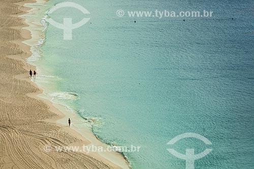 Assunto: Praia próximo ao Atlantis Paradise Island Resort / Local: Bahamas - América Central / Data: 06/2013