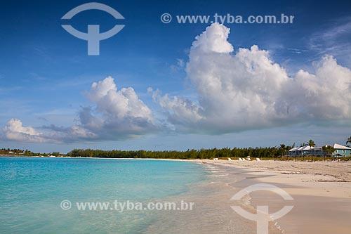 Assunto: Praia no litoral das Bahamas / Local: Bahamas - América Central / Data: 06/2013