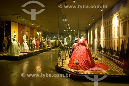 Assunto: Interior do Museu da Moda de Canela / Local: Canela - Rio Grande do Sul (RS) - Brasil / Data: 02/2014