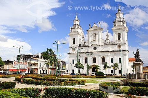 Assunto: Igreja de Nossa Senhora das Graças - Catedral / Local: Belém - Pará (PA) - Brasil / Data: 03/2014