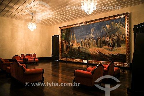 Assunto: Museu Histórico do Estado do Pará (Palácio Lauro Sodré) / Local: Belém - Pará (PA) - Brasil / Data: 03/2014