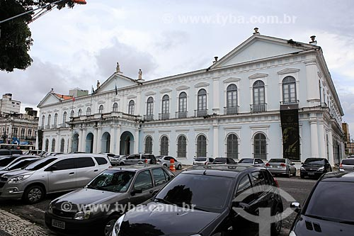 Assunto: Museu de Arte de Belém (MABE) / Local: Belém - Pará (PA) - Brasil / Data: 03/2014