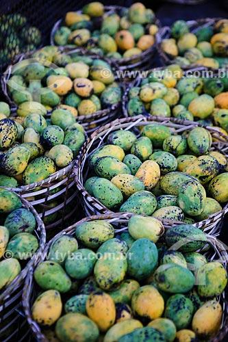 Assunto: Mangas no Mercado Ver-o-peso / Local: Belém - Pará (PA) - Brasil / Data: 03/2014