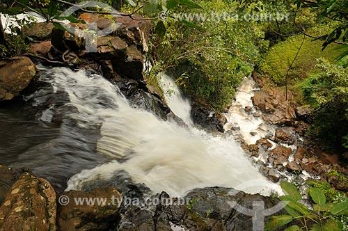 Assunto: Cachoeira do Saltinho - Parque Natural Municipal Salto do Sucuriú / Local: Costa Rica - Mato Grosso do Sul (MS) - Brasil / Data: 02/2014