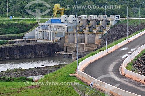 Assunto: Usina Hidrelétrica Engenheiro José Muller de Godoy Pereira também conhecida como UHE Foz do Rio Claro / Local: São Simão - Goiás (GO) - Brasil / Data: 02/2014