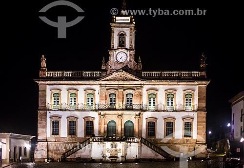 Assunto: Museu da Inconfidência / Local: Ouro Preto - Minas Gerais (MG) - Brasil / Data: 03/2013
