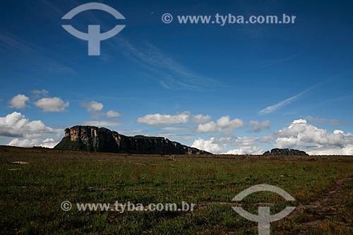 Assunto: Vista da Chapada Diamantina a partir do Vale do Pati / Local: Andaraí - Bahia (BA) - Brasil / Data: 04/2013