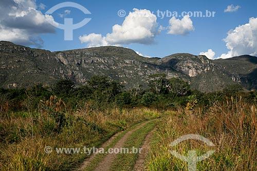 Assunto: Vista geral do Parque Nacional da Serra do Cipó / Local: Santana do Riacho - Minas Gerais (MG) - Brasil / Data: 06/2009