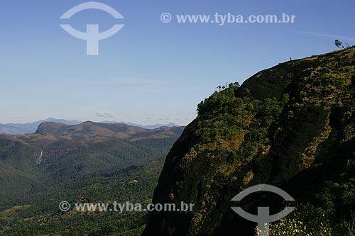 Assunto: Vista geral do Vale do Matutu / Local: Aiuruoca - Minas Gerais (MG) - Brasil / Data: 06/2007