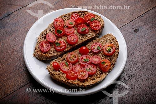 Sanduiche natural  - Brasil
