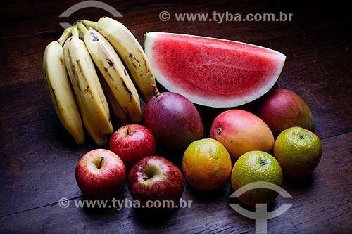 Frutas  - Brasil