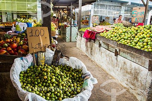 Assunto: Central de Abastecimento Antonio Olimpio da Silva, conhecido como Feira do Malhado / Local: Ilhéus - Bahia (BA) - Brasil / Data: 02/2014