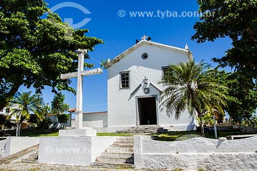 Assunto: Igreja Nossa Senhora da Escada / Local: Distrito de Olivença - Ilhéus - Bahia (BA) - Brasil / Data: 02/2014