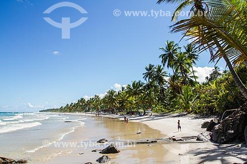 Assunto: Praia de Itacarézinho / Local: Itacaré - Bahia (BA) - Brasil / Data: 02/2014