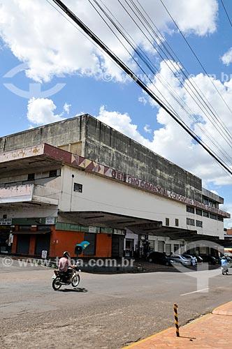 Assunto: Antiga Estação Rodoviária de Campo Grande  / Local: Campo Grande - Mato Grosso do Sul (MS) - Brasil / Data: 04/2014