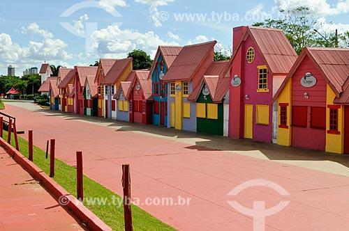 Assunto: Cidade do Natal  / Local: Campo Grande - Mato Grosso do Sul (MS) - Brasil / Data: 04/2014