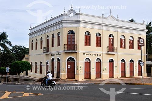 Assunto: Museu Lídia Baís - Morada do Baís  / Local: Campo Grande - Mato Grosso do Sul (MS) - Brasil / Data: 04/2014