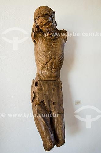 Assunto: Esculturas sacras no Museu das Missões / Local: São Miguel das Missões - Rio Grande do Sul (RS) - Brasil / Data: 06/2012