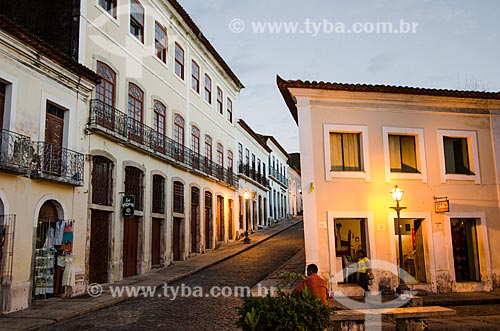 Assunto: Rua do Giz  / Local: São Luís - Maranhão (MA) - Brasil / Data: 07/2012
