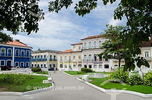 Assunto: Praça Benedito Leite  / Local: São Luís - Maranhão (MA) - Brasil / Data: 07/2012