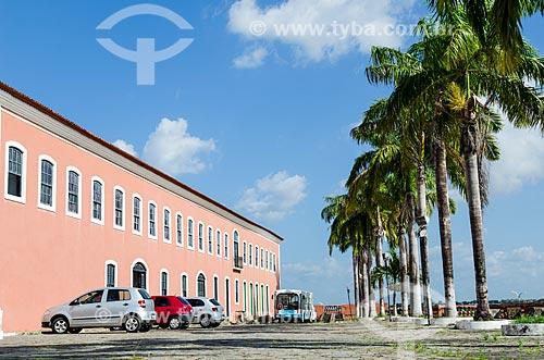 Assunto: Fundação da Memória Republicana Brasileira - Convento das Mercês / Local: São Luís - Maranhão (MA) - Brasil / Data: 07/2012